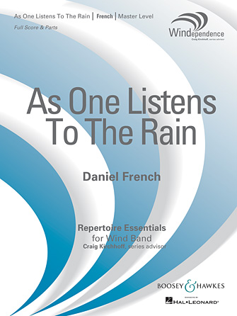 Product Cover for As One Listens to the Rain