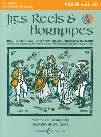 Product Cover for Jigs, Reels & Hornpipes