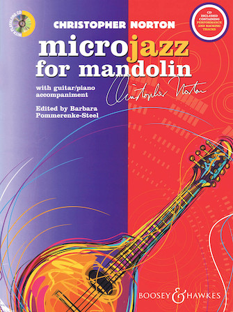 Christopher Norton – Microjazz for Mandolin