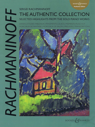 Product Cover for Sergei Rachmaninoff: The Authentic Collection
