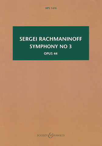 Product Cover for Symphony No. 3, Op. 44