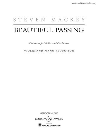 Product Cover for Beautiful Passing