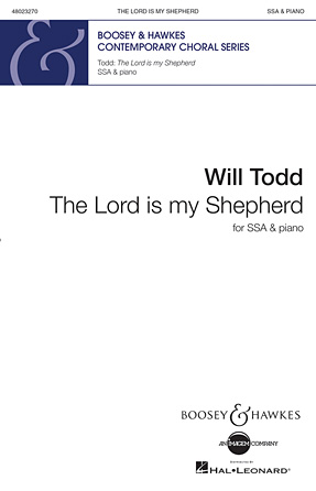 Product Cover for The Lord Is My Shepherd
