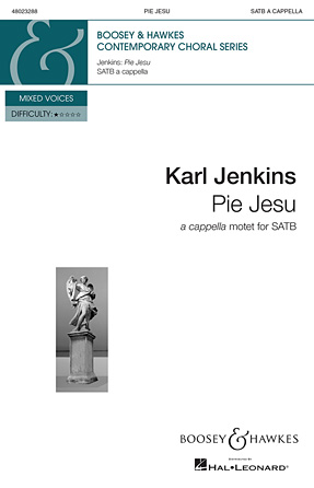 Pie Jesu from Requiem : SATB : Karl Jenkins : Karl Jenkins : Sheet Music : 48023288 : 888680031664 : 1784540226
