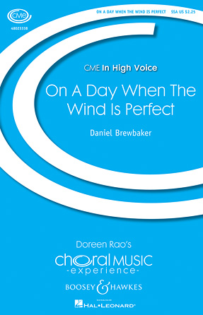Product Cover for On a Day when the Wind Is Perfect