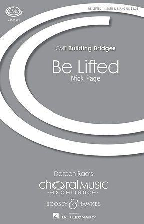 Be Lifted : SATB : Nick Page : Sheet Music : 48023361 : 888680039196