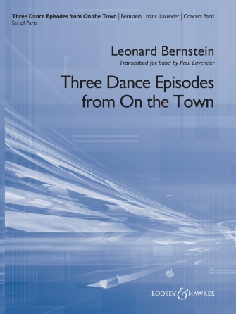 Product Cover for Three Dance Episodes (from On the Town)