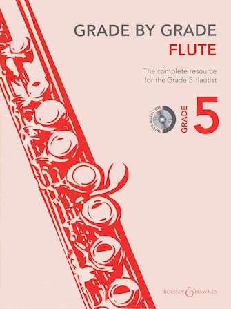 Product Cover for Grade by Grade – Flute (Grade 5)