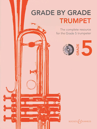 Product Cover for Grade by Grade – Trumpet (Grade 5)
