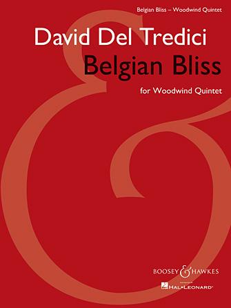 Belgian Bliss for Woodwind Quintet