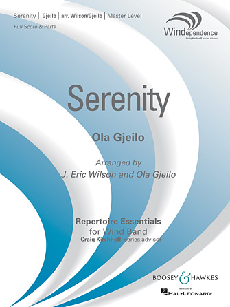 Product Cover for Serenity