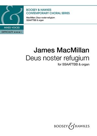 Product Cover for Deus noster refugium – Psalm 45 (46)