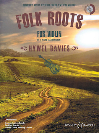 Product Cover for Folk Roots for Violin