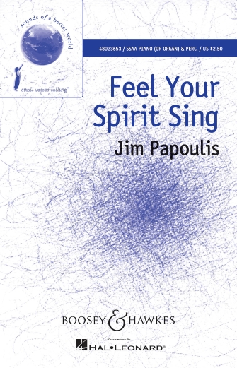Product Cover for Feel Your Spirit Sing