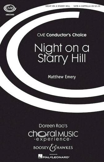 Product Cover for Night on a Starry Hill