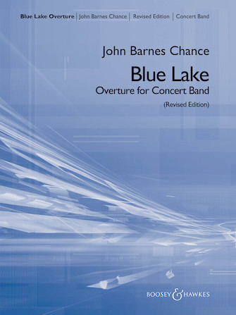 Product Cover for Blue Lake (Overture for Concert Band)