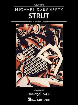 Product Cover for Strut for String Orchestra