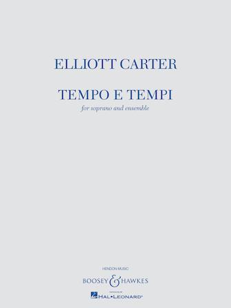 Product Cover for Tempo e Tempi