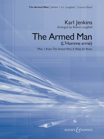 Product Cover for The Armed Man (from The Armed Man: A Mass for Peace)