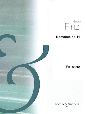 Product Cover for Romance, Op. 11