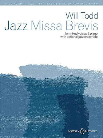 Product Cover for Jazz Missa Brevis