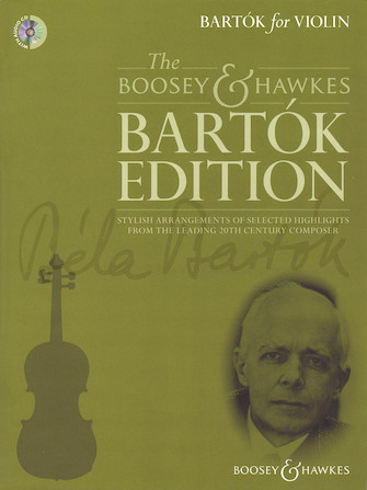 Product Cover for Bartók for Violin