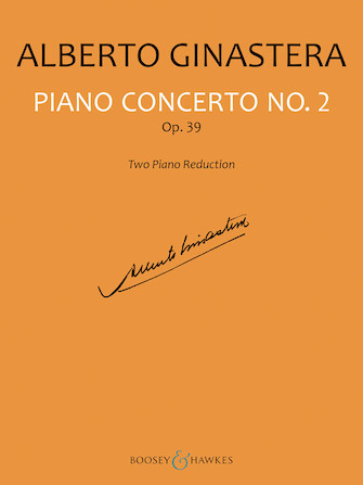 Product Cover for Piano Concerto No. 2, Op. 39