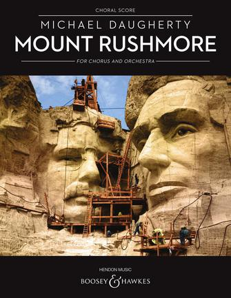 Product Cover for Mount Rushmore for Chorus and Orchestra