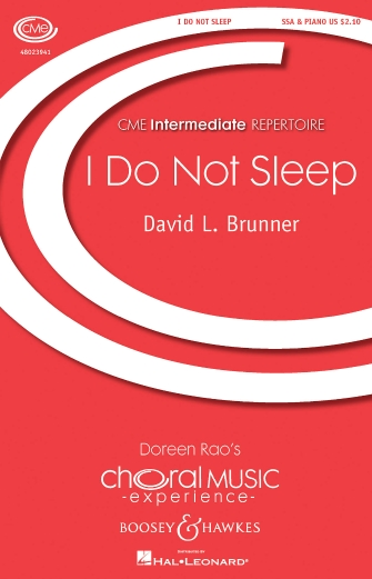 Product Cover for I Do Not Sleep
