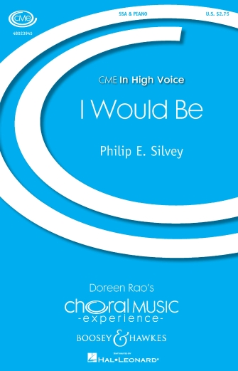 Product Cover for I Would Be