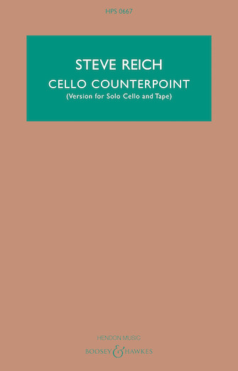 Product Cover for Cello Counterpoint