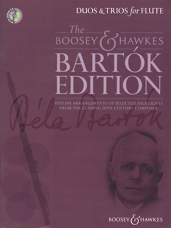 Product Cover for Bartók Duos & Trios for Flute