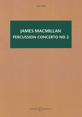 Product Cover for Percussion Concerto No. 2