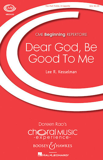 Product Cover for Dear God, Be Good to Me