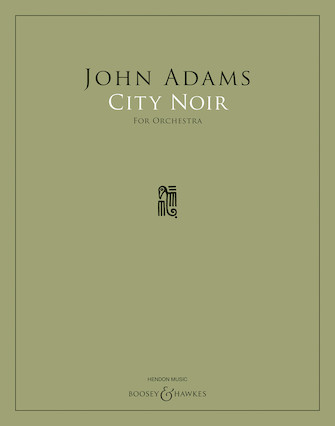 Product Cover for City Noir