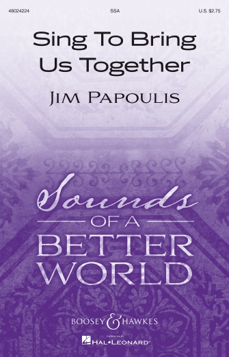 Product Cover for Sing to Bring Us Together