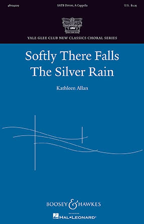 Product Cover for Softly There Falls the Silver Rain