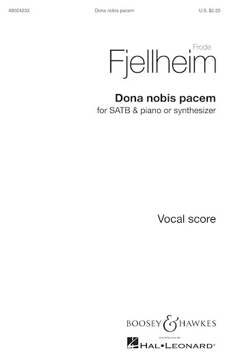 Product Cover for Dona Nobis Pacem