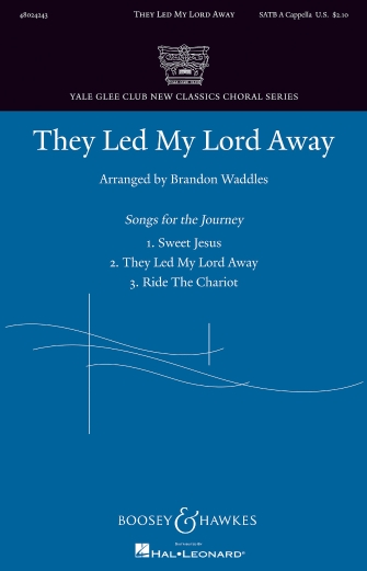 Product Cover for They Led My Lord Away