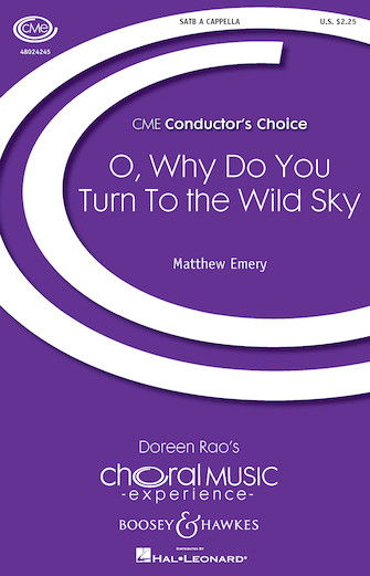 Product Cover for O, Why Do You Turn to the Wild Sky