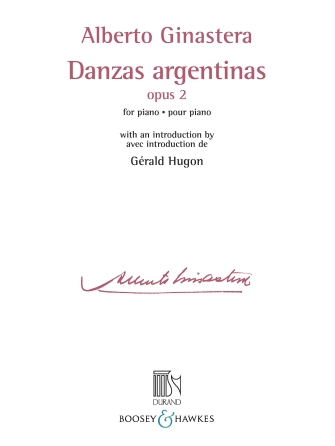 Product Cover for Danzas Argentinas Opus 2