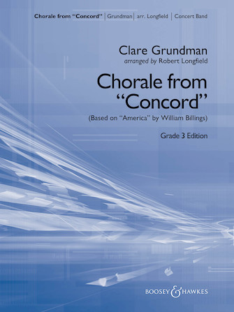 Product Cover for Chorale from Concord