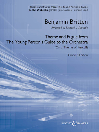 Product Cover for Theme and Fugue from The Young Person's Guide to the Orchestra