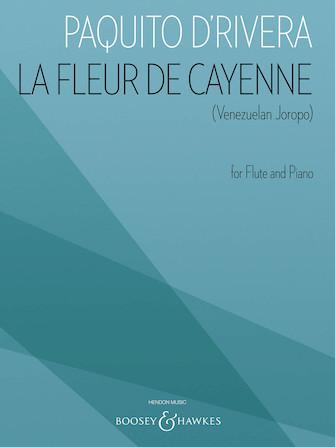 Product Cover for La Fleur de Cayenne (Venezuelan Joropo)