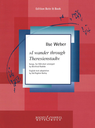 Product Cover for I wander through Theresienstadt
