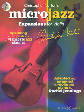 Product Cover for Microjazz Expansions for Violin