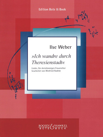 Product Cover for Ich Wandre Durch Theresienstadt