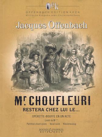 Product Cover for Monsieur Choufleuri Restera Chez Lui Le...