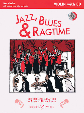 Product Cover for Jazz, Blues & Ragtime