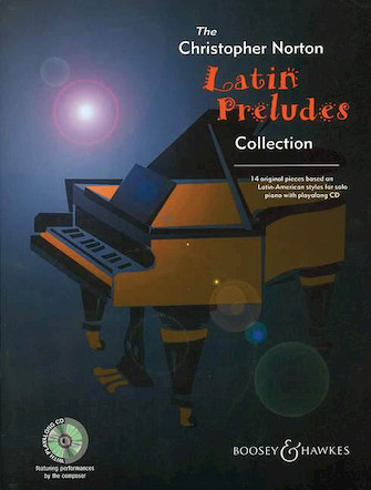 Product Cover for The Christopher Norton Latin Preludes Collection